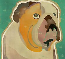 the bulldog  by bri-b