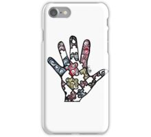 Puzzle Hand iPhone Case/Skin