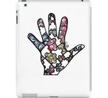 Puzzle Hand iPad Case/Skin