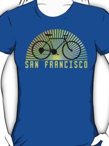 Bike San Francisco Dark T-Shirt
