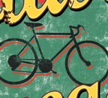 Bike Cycling Cruising Oregon Sticker