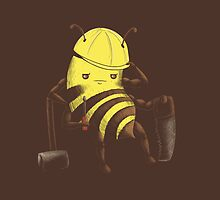 Worker Bee by Lili Batista