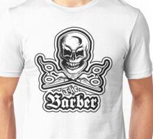 The Barber T-Shirt Unisex T-Shirt