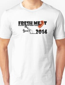 Fresh Meat 2014- Ballarat T-Shirt