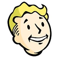 COLOR VAULT BOY FACE by VERYNICETHINGS