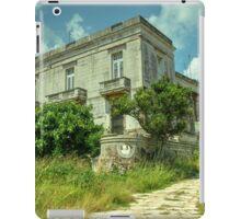 Cojimar Mansion  iPad Case/Skin