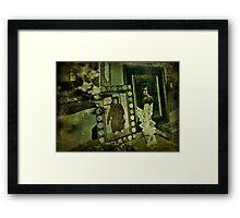 Grandmother's Memories Framed Print