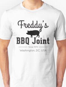 Freddy's BBQ Joint (black) T-Shirt