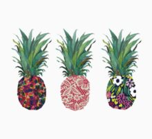 pineapple pine apple pineapple Kids Tee