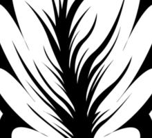 Flora//One Sticker