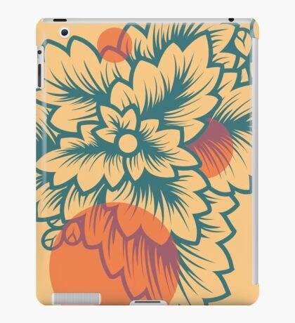 Flora//Two iPad Case/Skin