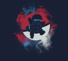 Squirtle Space by Donnie Illustration