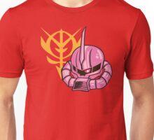 Zaku II -The Red Comet Unisex T-Shirt