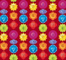 Healing Chakra String by ginpix