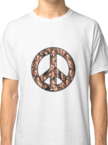 May Peace and Science be With you Classic T-Shirt