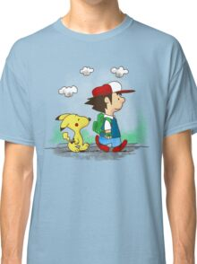 Pokemon Peanuts Classic T-Shirt
