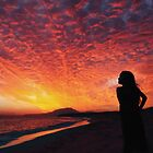 Sunset Explosion, Hopetoun Western Australia by Ashli Zis