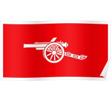 The Gunners Poster