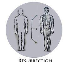 Resurrection- plan of salvation  by brandycattoor
