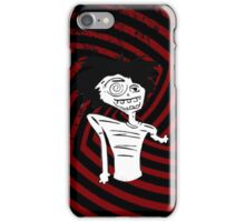 Spazzy Red iPhone Case/Skin