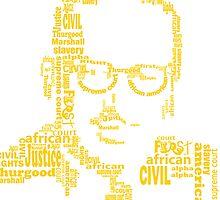 Thurgood Marshall by mbstudios