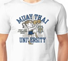 MUAY THAI UNIVERSITY Unisex T-Shirt