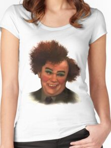 Steve brule (no background) Women's Fitted Scoop T-Shirt