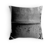 Bullet Barrel  Throw Pillow