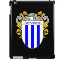 Armstrong Coat of Arms/Family Crest iPad Case/Skin