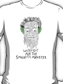 True Detective - Spaghetti Monster T-Shirt