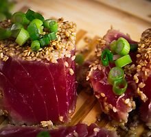 Seared Ahi by nat3th3gr3at