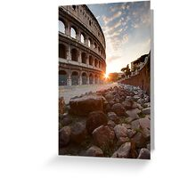 Colossal Light Greeting Card