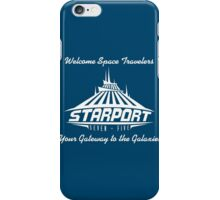 STARPORT SEVEN FIVE from Space Mountain iPhone Case/Skin