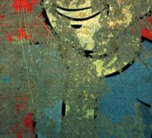 Fallout Boy Worn Sticker