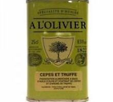 A L'Olivier Extra Virgin Olive Oil Garlic and Thyme Infused Tin - 6 Pack by supermarketital