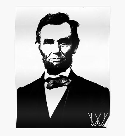 Abe Lincoln | The Wighte Collection Poster