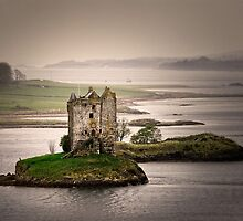 Castle Stalker by Tony Steinberg