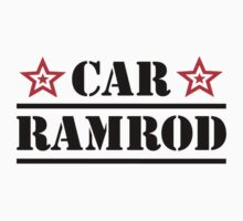 Car Ramrod by poorlydesigns