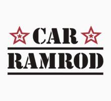 Car Ramrod by poorlydesigns