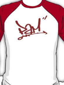 Pam's Toilet Graffiti T-Shirt