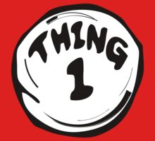 Thing 1 by diannasdesign