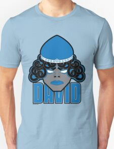 David - Legendary Warriors Series Unisex T-Shirt