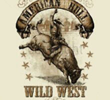 AMERICAN BULL WILD WEST by ountrystore