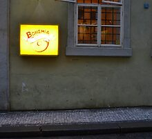 Bohemia Bagel by vonb