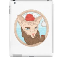 Sailor-cat iPad Case/Skin