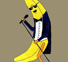 Banana by AnnaShell
