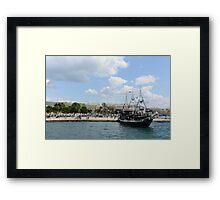 Thessaloniki - Greece Framed Print