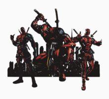 Deadpool Montage by Impala-Designs