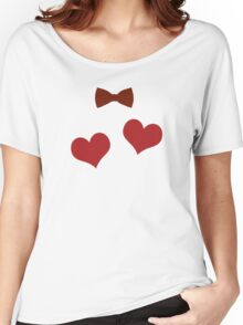 I've got 2 hearts. Women's Relaxed Fit T-Shirt
