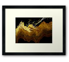 vincent's sky Framed Print